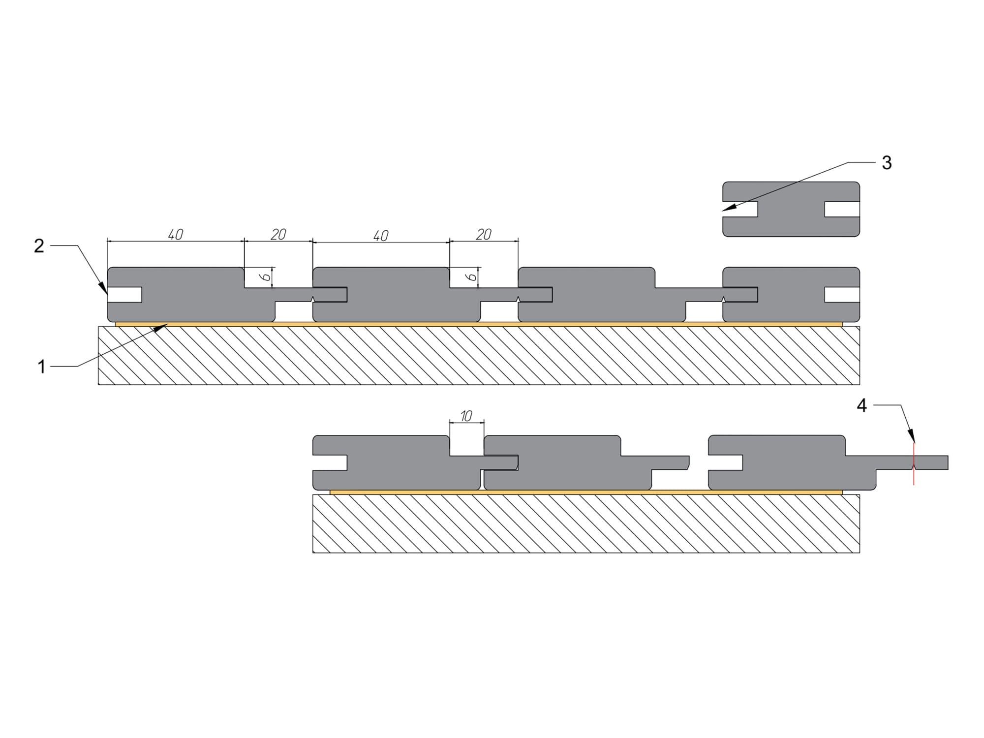 Стеновые панели 3